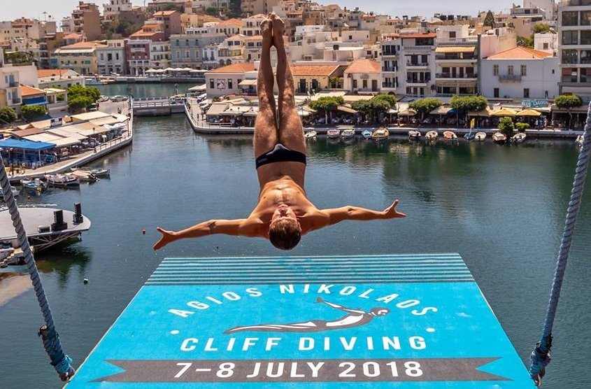 Cliff Diving 2018