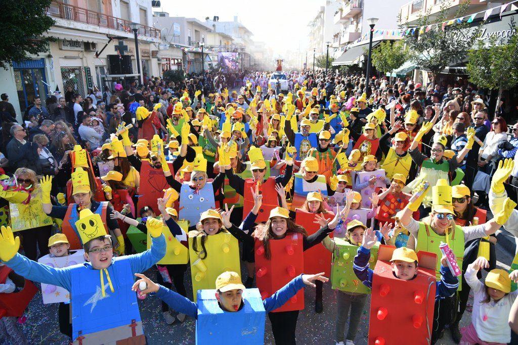 Καρναβάλι Ιεράπετρας 2019